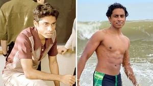 Rajiv Surendra's Shirtless Shots