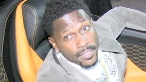 Antonio Brown Re-Signs With Buccaneers Days After Settling Sexual Assault Case