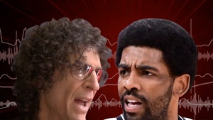 Howard Stern Rips Kyrie Irving Over Vax Stance, 'Top Idiot In The Country'