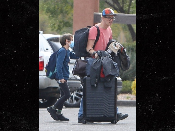 Halyna Hutchins' Husband and Son Spotted at Santa Fe Hotel.jpg