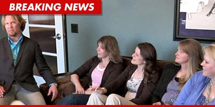 Sister Wives' Star: Bigamy Criminal Probe Is Ruining Our Lives