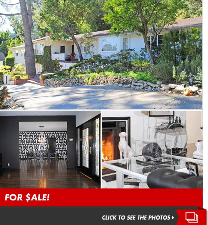 Nicky Hilton -- Ready to Dump Her $3 Million L.A. Mansion