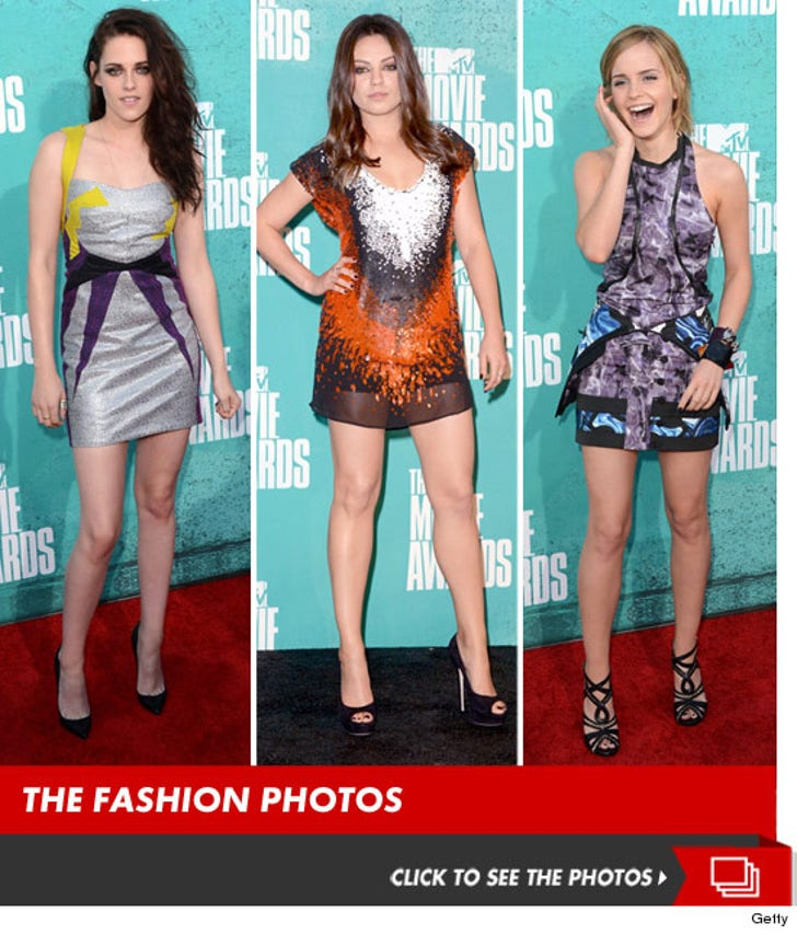 2012 MTV Movie Awards -- Red Carpet Rewind!