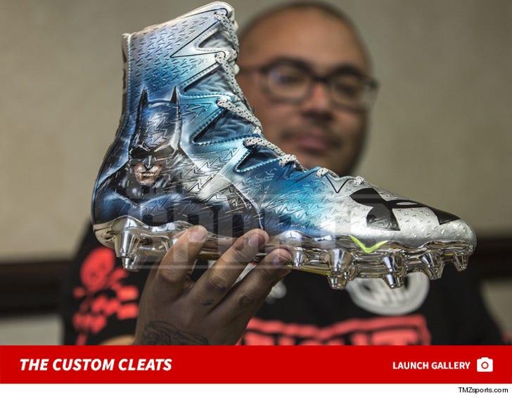 Custom Combine Cleats