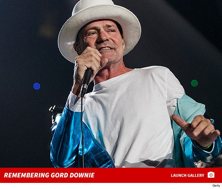 Remembering Gord Downie