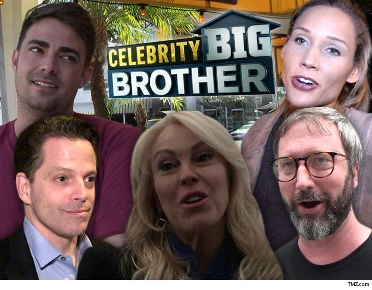 Celebrity Big Brother' Cast All Making the Same Money for