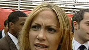 Jennifer Lopez -- Crisis Mode After Gig For Alleged Evil World Leader