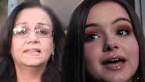 Ariel Winter's Mom -- I Want to Grill Ariel's Doc and Attorney about Oral Sex Chat