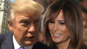 Donald Trump Says Melania is Recovering 'Really Well' After Surgery