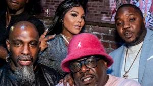 Lil' Kim and Lil' Cease Reunite to Celebrate Biggie's 47th Birthday