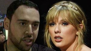 Taylor Swift Blasts Scooter Braun, Bieber & SB's Wife Respond