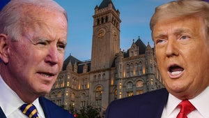 Trump's D.C. Hotel Trying to Cash In on Joe Biden's Inauguration