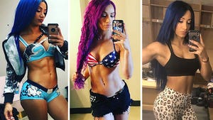 WWE Sasha Banks' Hot Shots