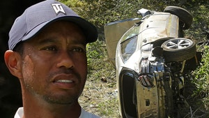 Tiger Woods Crash Zone Known for High Speed, Runaway Ramp