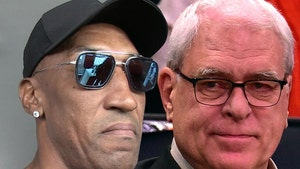 Scottie Pippen Calls Phil Jackson A Racist, 'I Was In The Locker Room With Him'