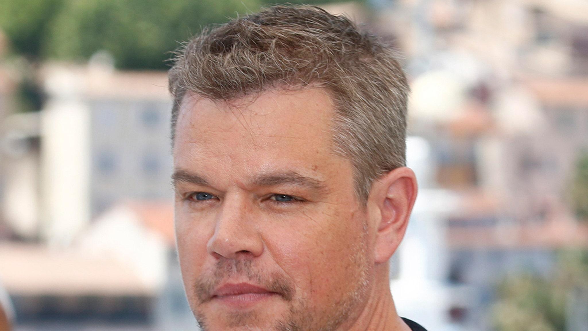 Matt Damon Insists He Never Used The Homophobic F-Word thumbnail