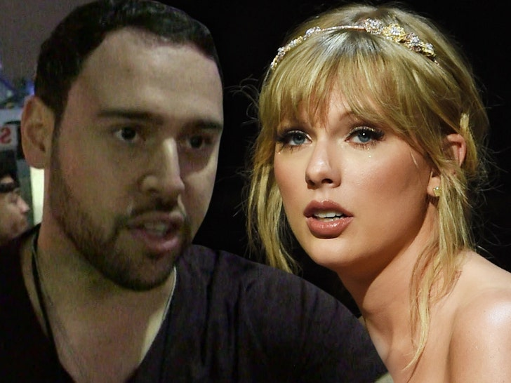 Taylor Swift Blasts Scooter Braun, Bieber & SB's Wife Respond