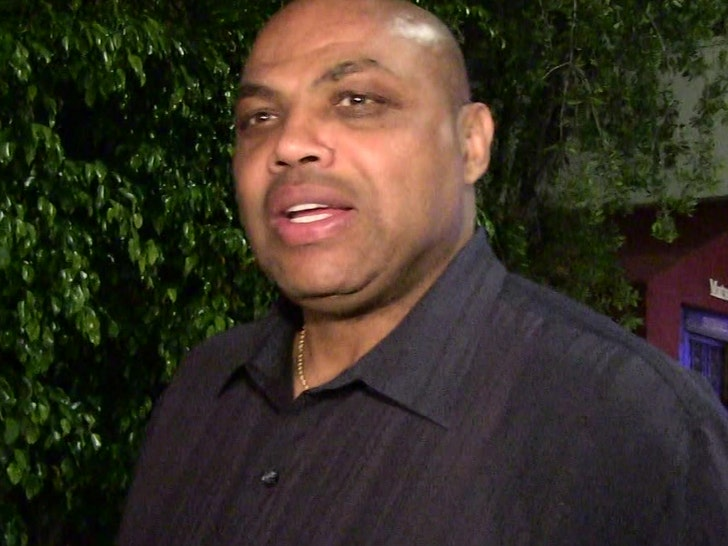 Charles Barkley negative for coronavirus after feeling ill
