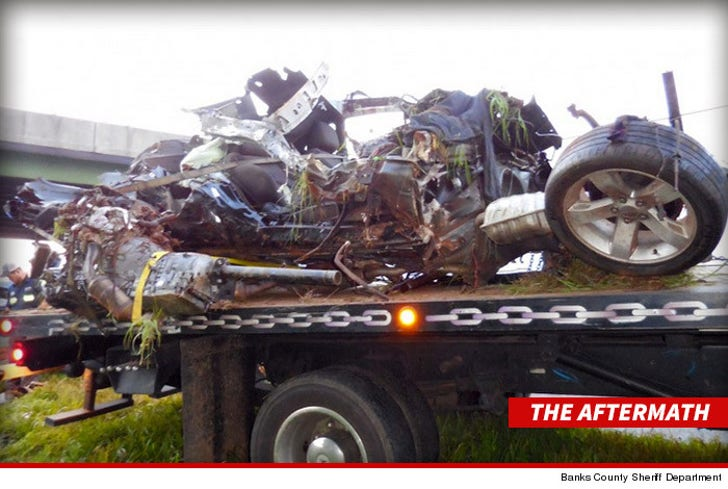 Outlawz Rapper Hussein Fatal -- Driver in Accident Busted