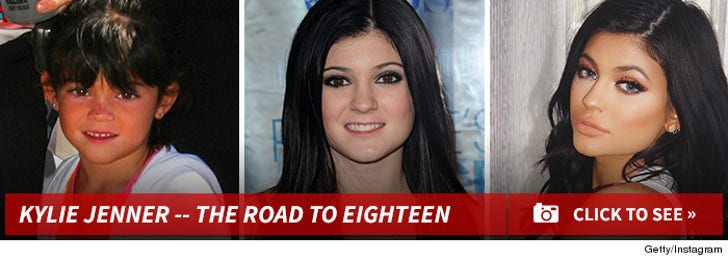 Kylie Jenner -- The Road To Eighteen