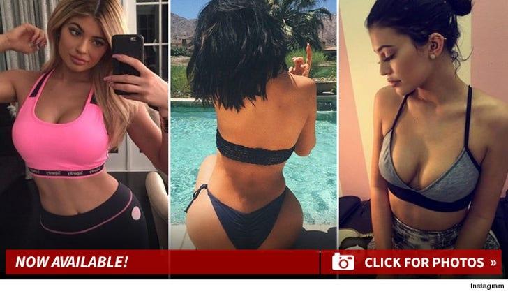 Kylie Jenner's Hot Shots
