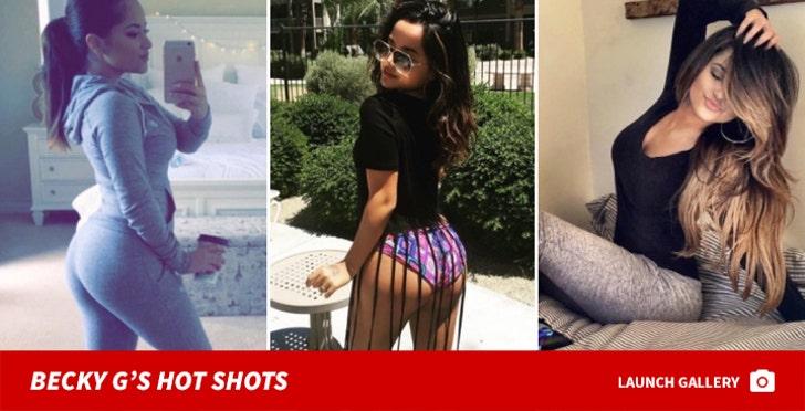 Becky G's Hot Shots