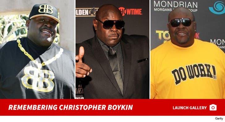 Remembering Christopher 'Big Black' Boykin