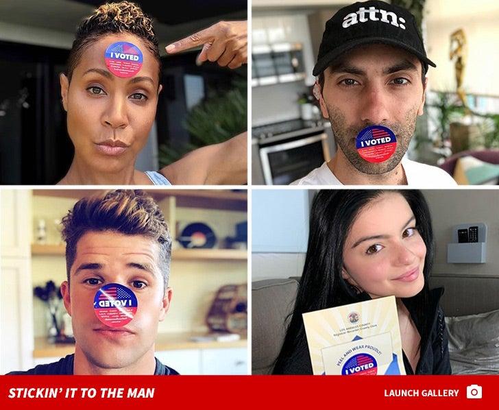 Stars Rockin' the Vote 2018