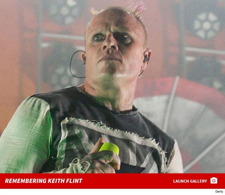 Remembering Keith Flint