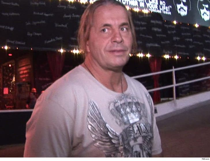 Bret Hart On Wwe Hall Of Fame Attack I M Okay