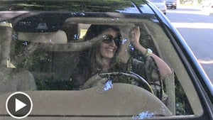 Maria Shriver -- All Smiles After Arnold Schwarzenegger's Book Release