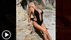 Tanning Mom -- Swimsuit Pics Are ... Hot? Maybe?