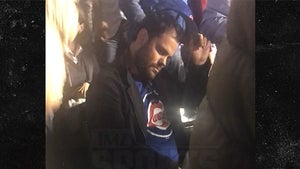 Mike Comrie at Cubs Game: Arrieta Wasn't The Only One Lights Out!