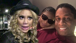 Tamar Braxton Apologizes for Going Off After Trina's Engagement