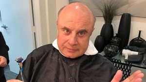 Dr. Phil Seems to Shave Iconic Mustache on April Fools' Day