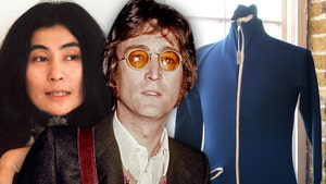 John Lennon's Tracksuit from 1970s Trip with Yoko Ono Goes Up for Sale