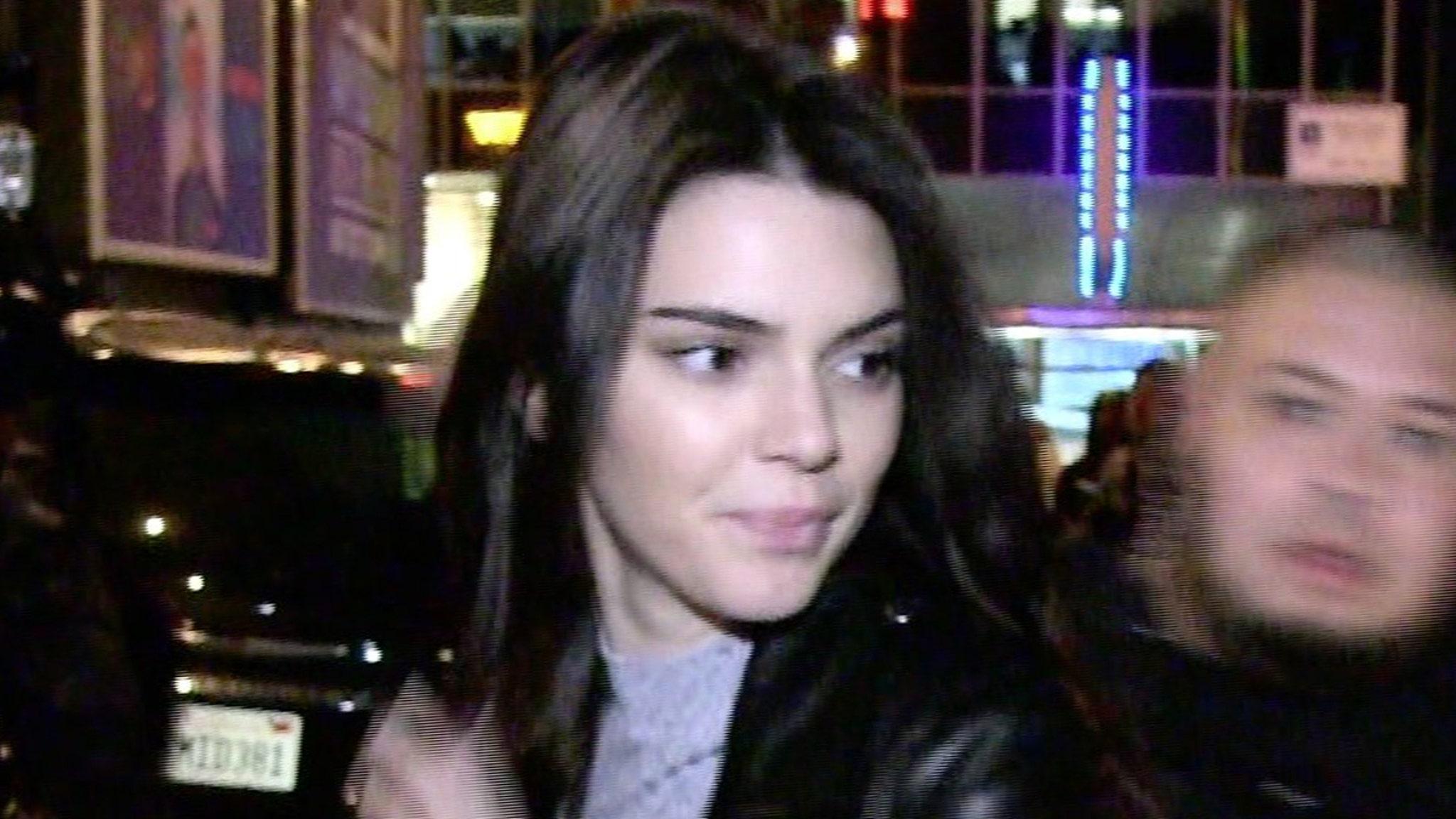 Kendall Jenner Intruder Arrested After Scaling Neighborhood Fence