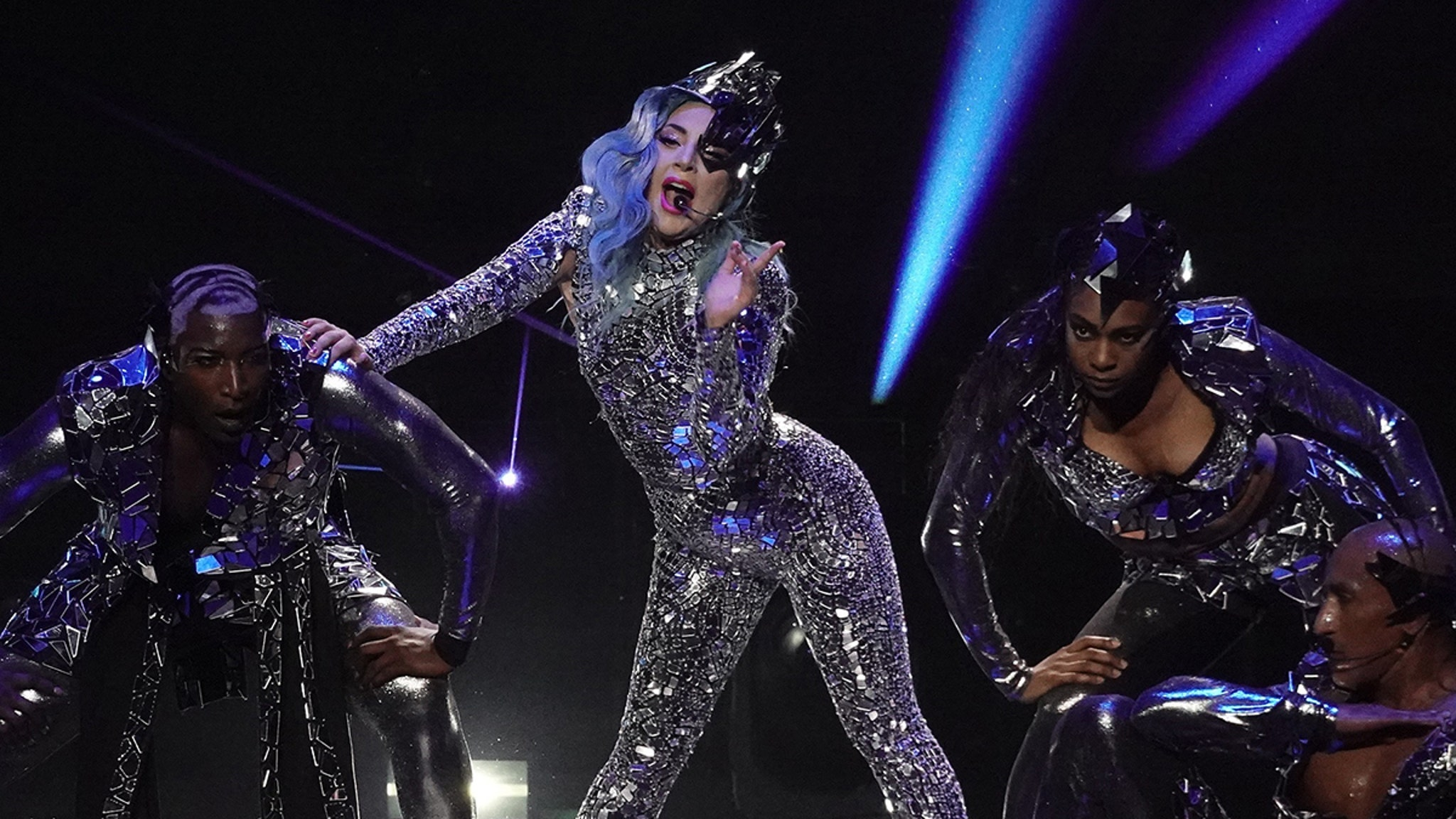 Lady Gaga You want A Super Bowl-Worthy Performance ... Then I'll Show You One!!!