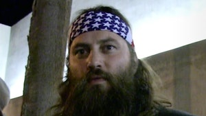Suspect Arrested in 'Duck Dynasty' Star Willie Robertson Drive-By Shooting