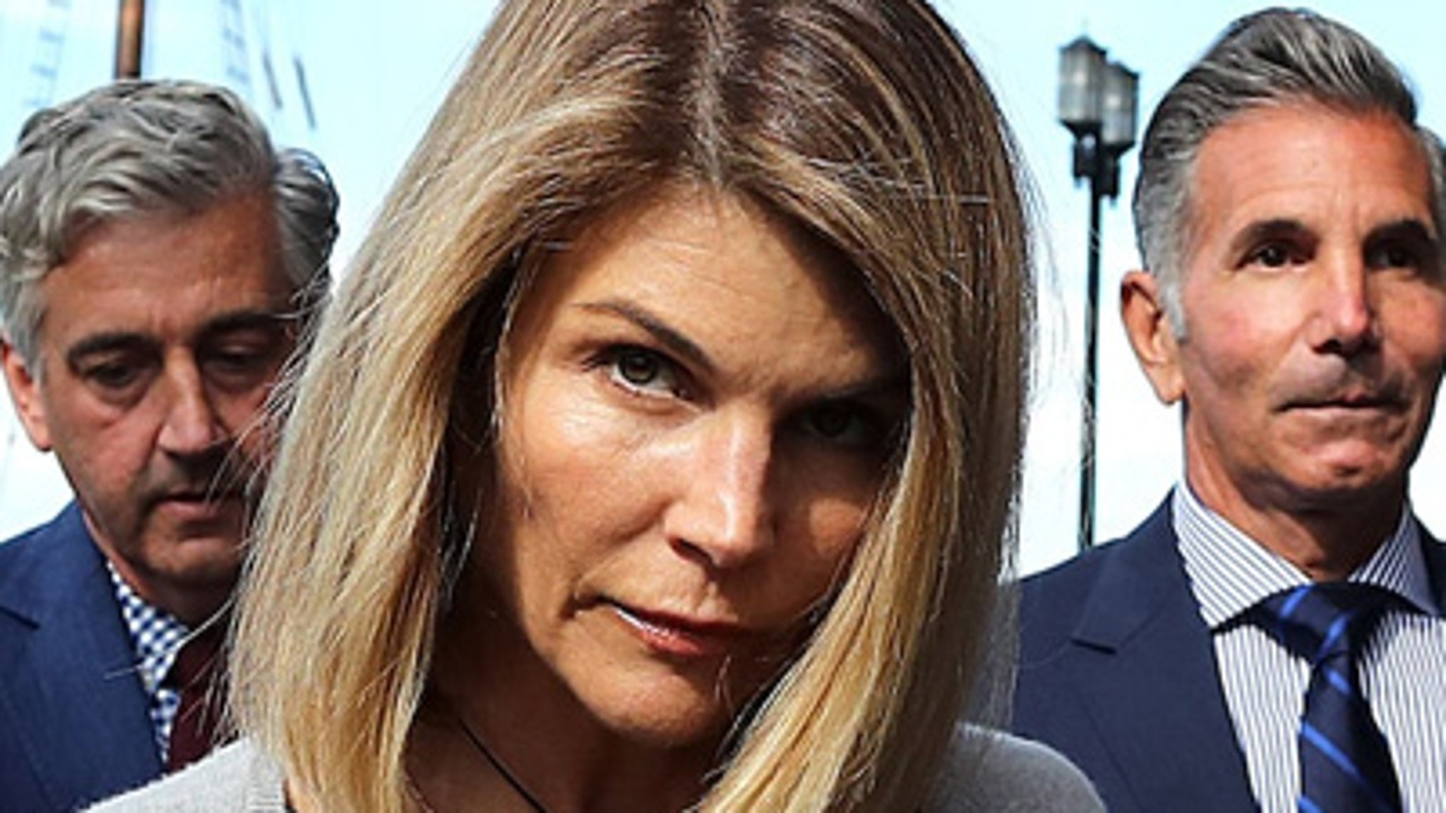 Lori Loughlin She'll Serve Full Sentence ... Unless COVID Spreads in Prison