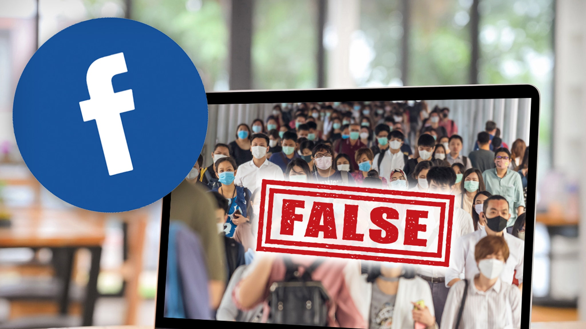 Two Oxford scientists have skewered Facebook, claiming the company is engaged in anti-democratic censorship by flagging their article on mask-wearing