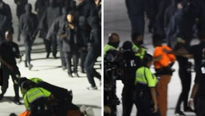 Kanye West Fan Tackled by Security at 'Donda' Event, Tried to Rush Stage