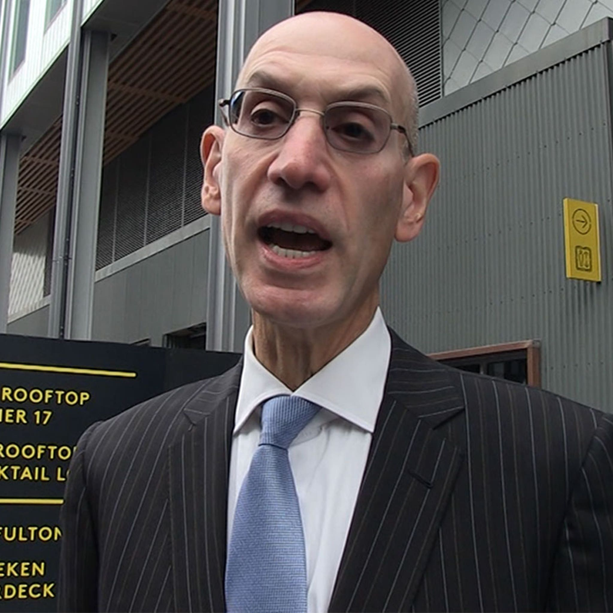 NBA's Adam Silver, 'We Certainly Didn't Apologize to the Chinese Govt.'