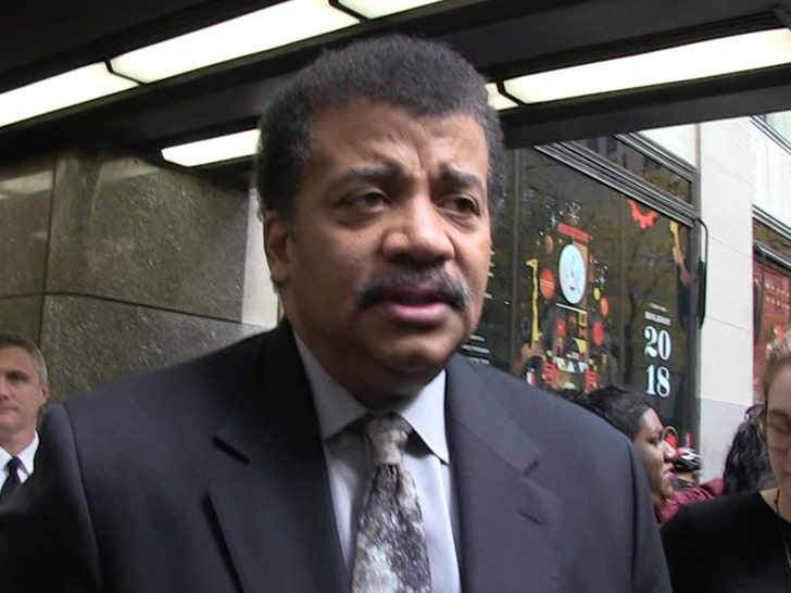 Neil deGrasse Tyson Causes Controversy With Tweet After Mass Shootings