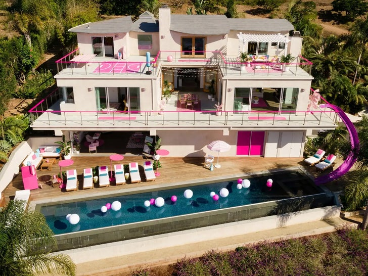 Barbie's Malibu Dreamhouse Hits Airbnb