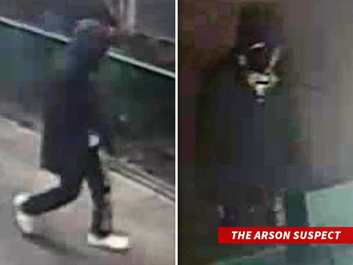 Shaquille O'Neal Krispy Kreme Fire, Officials On The Hunt For Arson Suspect.jpg