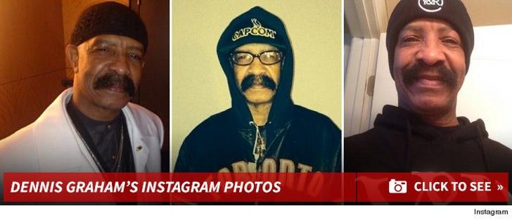 Dennis Graham's Instagram Photos