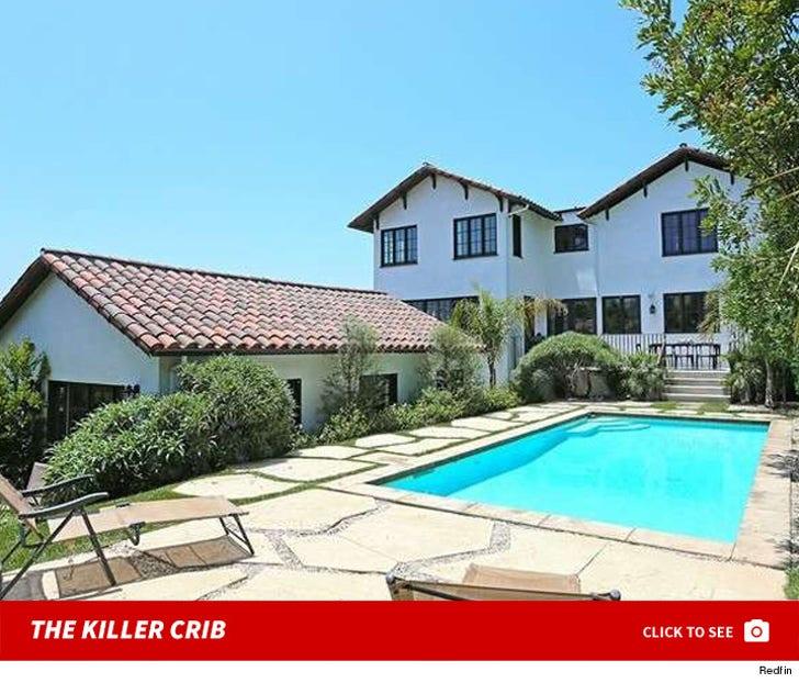 Michael C. Hall's Killer Crib