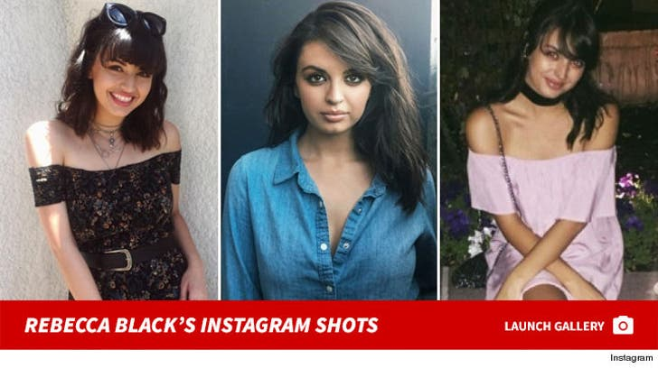 Rebecca Black's Instagram Shots