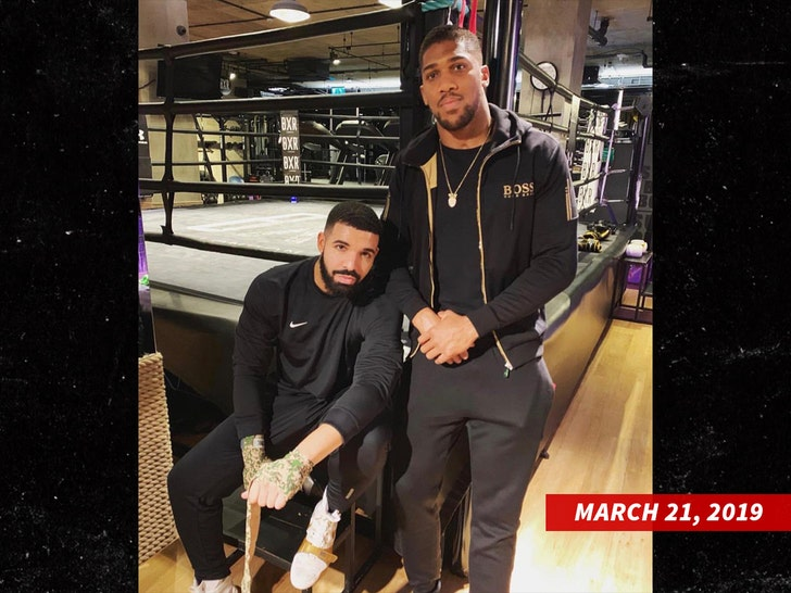 0ff877d1e1ba Drake Curse Cited in Anthony Joshua's Huge Upset Loss to Andy Ruiz Jr.